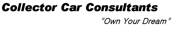 Collector Car Consultants - Own Your Dream
